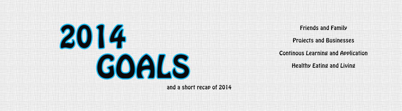 Goal Setting for 2014