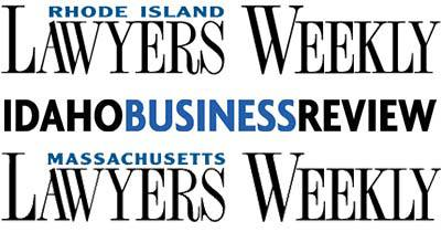 Lawyers Weekly and IBR