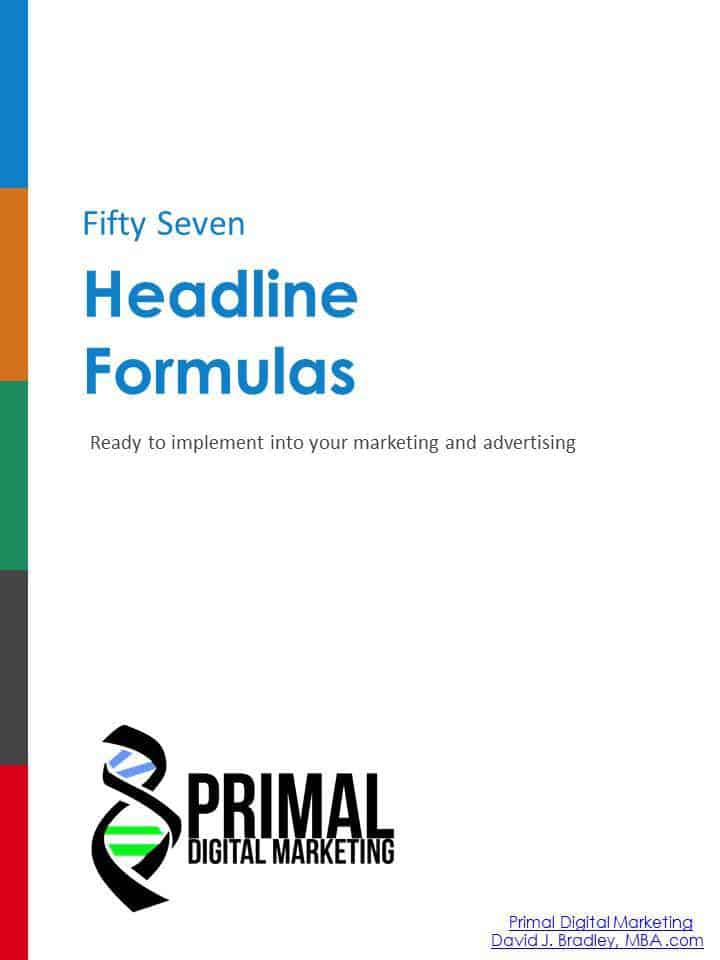 57 Headline Formulas